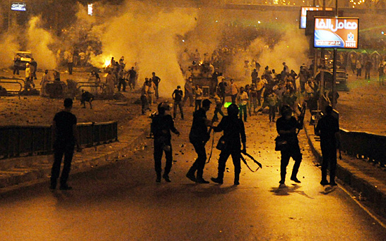 Killing of Morsi supporters raises spectre of all-out conflict - Telegraph